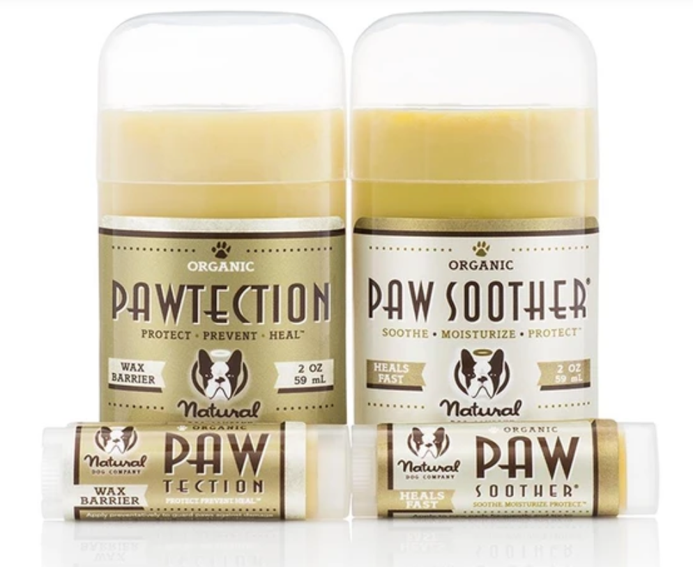 PawTection Stick by Natural Dog Company