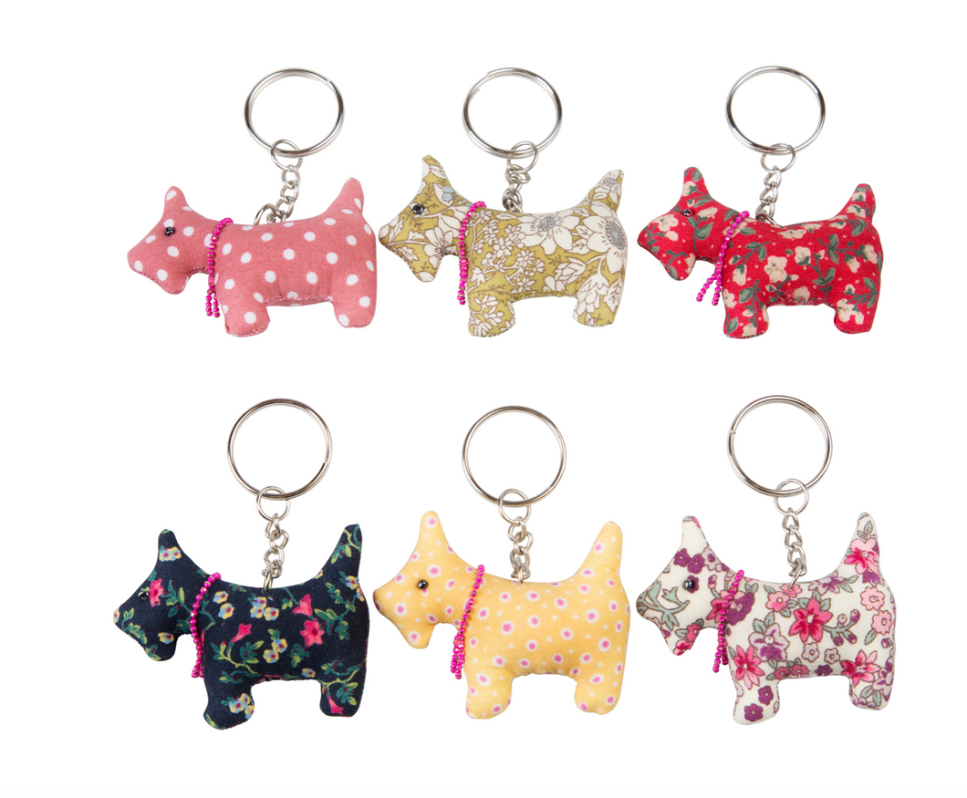 Scottie Keyring