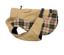 Load image into Gallery viewer, RETIRED: Alpine All-Weather Coat: Pawbury Plaid