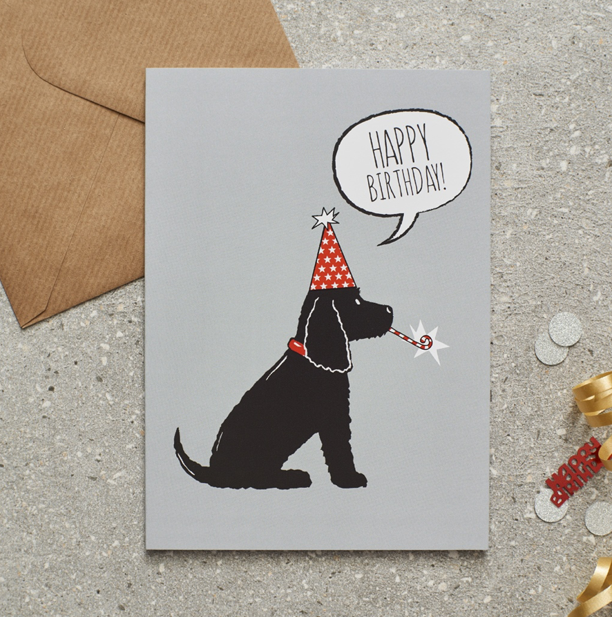 Breed Birthday Cards by Sweet William
