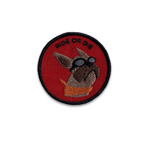 Load image into Gallery viewer, Ride or Die Patch by K9 Sport Sack - Pre-Order
