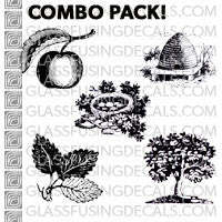 Birds and Bees Combo Pack