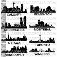 City Skylines Canada - Combo Pack 1.5""