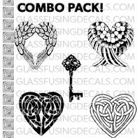 The Key To Your Heart Combo Pack