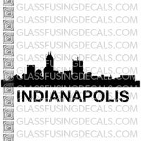 City Skylines USA - Indianapolis 1.5""