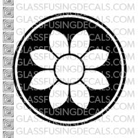 Sakura Flower Medallion 7