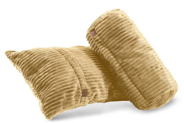 Comfyzak pillows - set-corduroy-beige