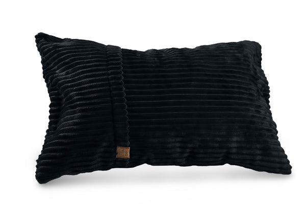 Comfyzak pillows - throw-corduroy-charcoal