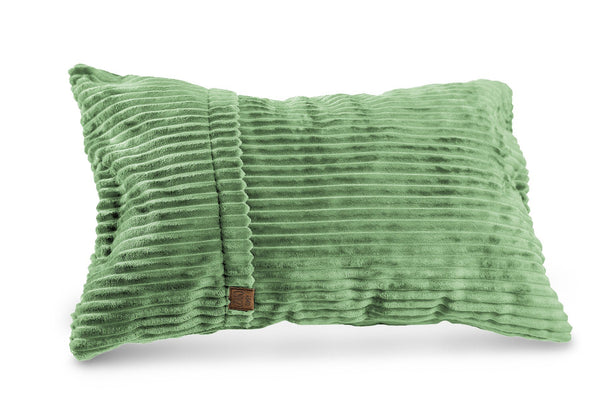 Comfyzak pillows - throw-corduroy-duck-egg