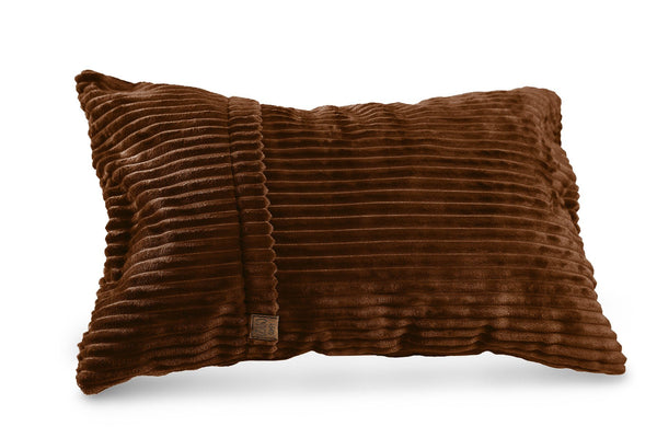 Comfyzak pillows - throw-corduroy-maple