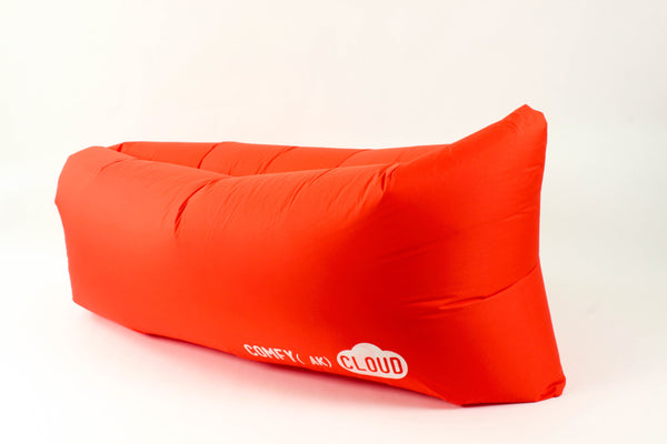 Comfyzak CLOUD air lounger - Orange