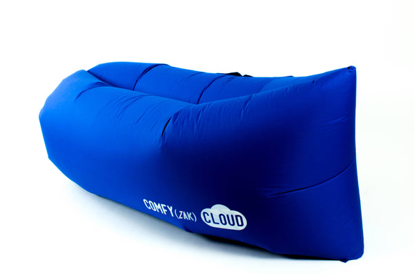 Comfyzak CLOUD air lounger - Royal blue