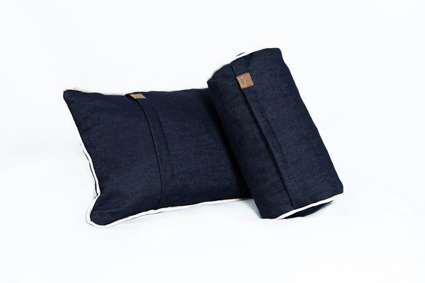 Comfyzak-Pillows-Set-Denim-White