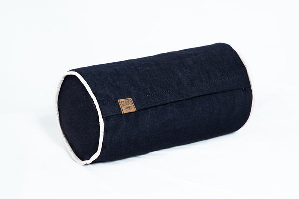 Comfyzak-Pillows-Roll-Denim-White