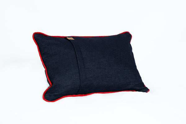 Denim Pillows