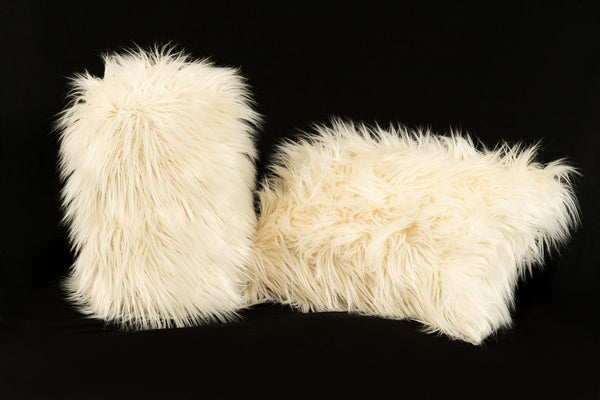 Flokati Fur Pillows