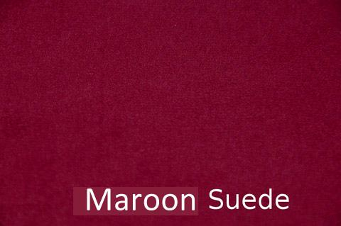 Covers - Extra SUEDE Covers - Maroon