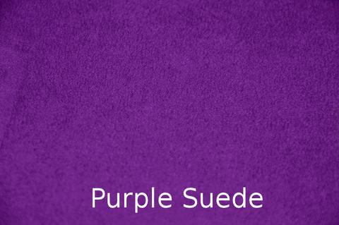 Covers - Extra SUEDE Covers - Royal Purple