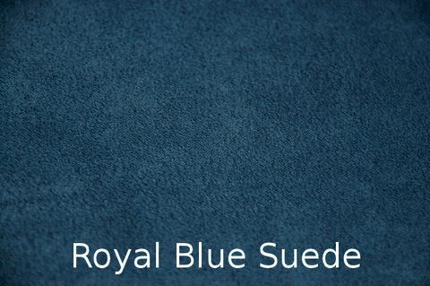 Covers - Extra SUEDE Covers - Royal Blue