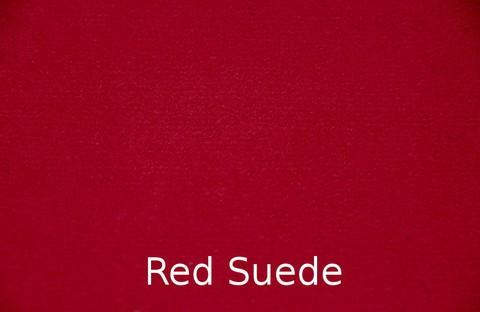 Covers - Extra SUEDE Covers - Red