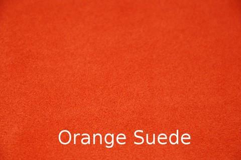 Covers - Extra SUEDE Covers - Orange