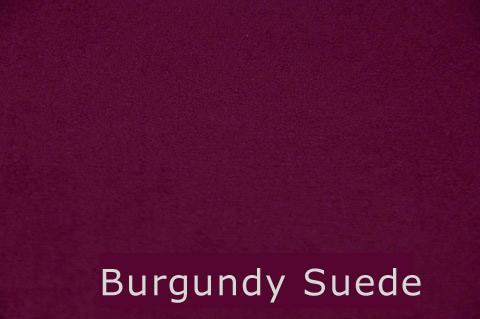 Covers - Extra SUEDE Covers - Burgundy