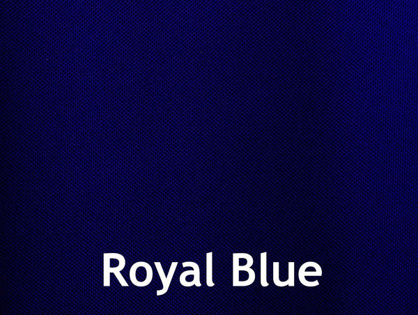 Outdoor Beanbag - royal blue