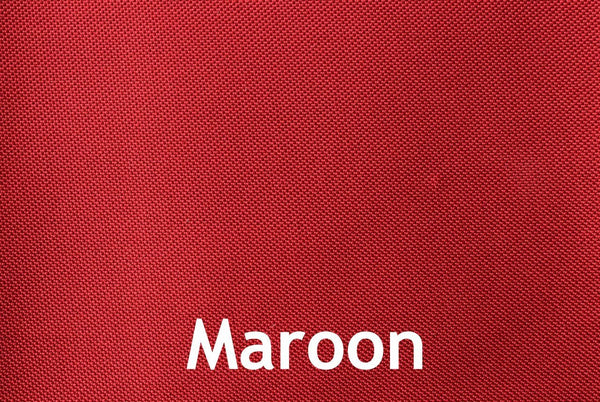 Outdoor Beanbag - maroon
