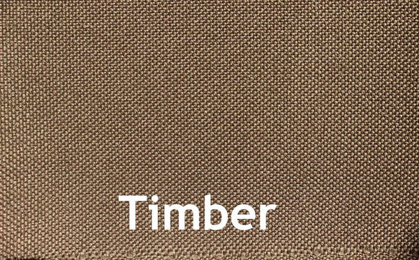 Outdoor Beanbag - timber