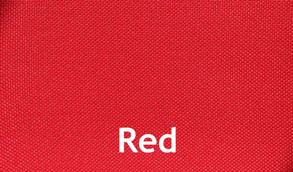 Outdoor Beanbag - red