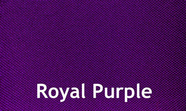 Outdoor Beanbag - royal purple
