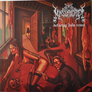 "Nunslaughter / Nekrofilth ""Split"" LP"