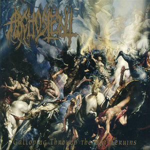 "ARGHOSLENT ""GALLOPING THROUGH THE BATTLE RUINS"" CD"