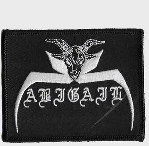 "ABIGAIL ""LOGO"" PATCH"