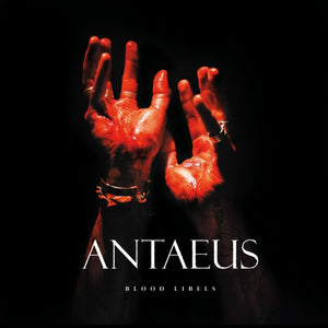 "ANTAEUS ""BLOOD LIBELS"" CD"