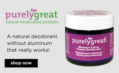 Purely Great Deodorant