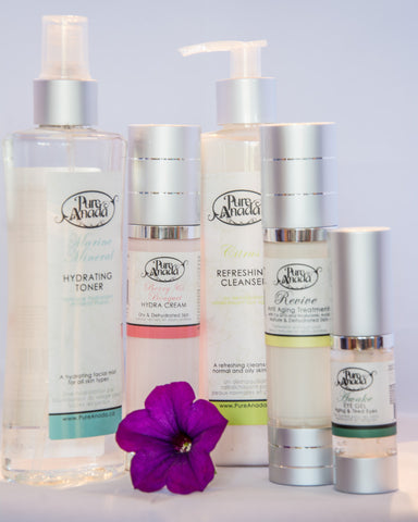 Anti-Aging Complete Skin Care System