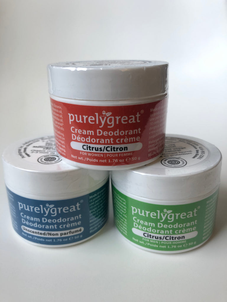 Purely Great Cream Deodorant