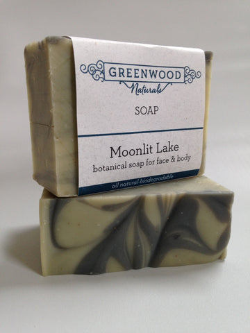 Moonlit Lake Botanical Soap