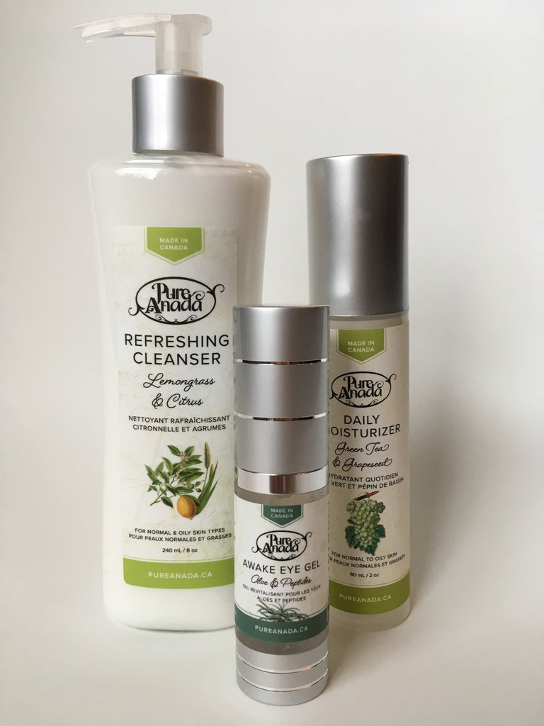 Combination Skincare System