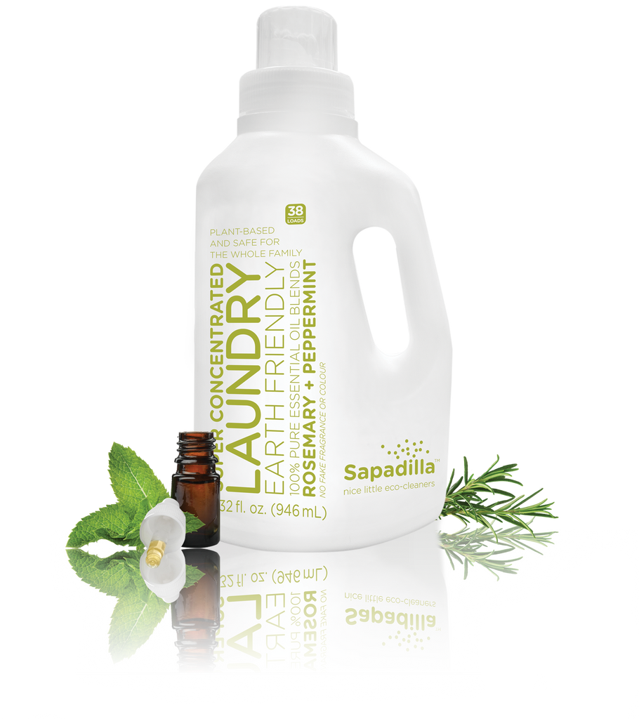 Sapadilla Laundry Soap
