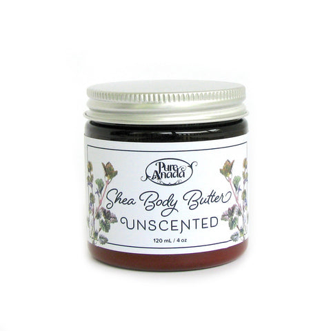 Shea Body Butter - assorted scents