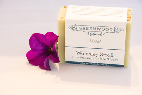 Wolseley Stroll Botanical Soap