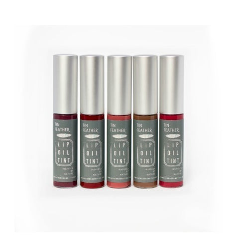Tin Feather Lip Oil Tint