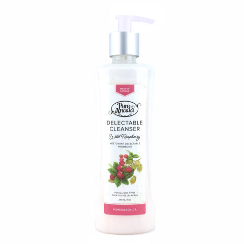 Delectable Cleanser - Wild Raspberry