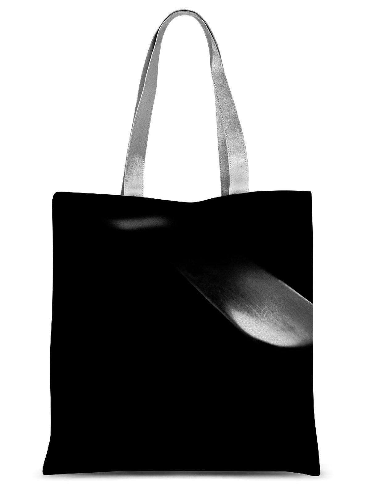 Spoon Sublimation Tote Bag