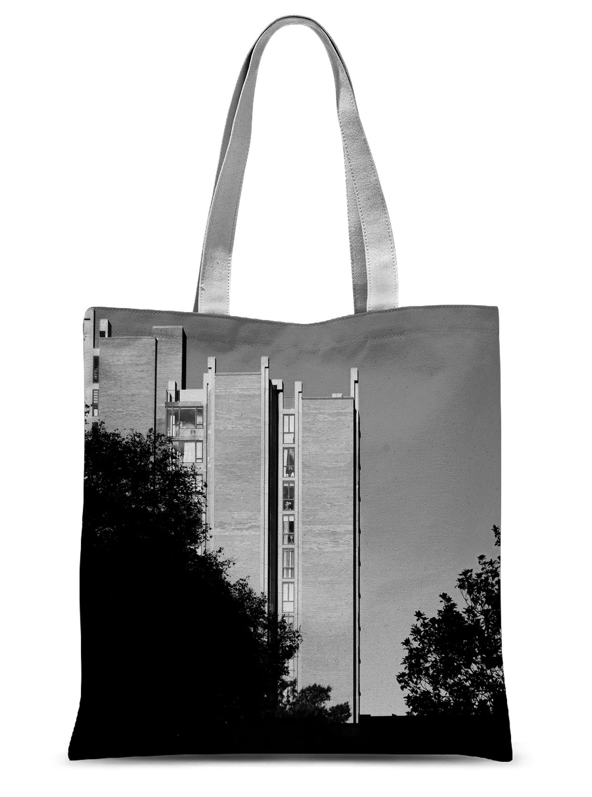 Heron House-01 Sublimation Tote Bag