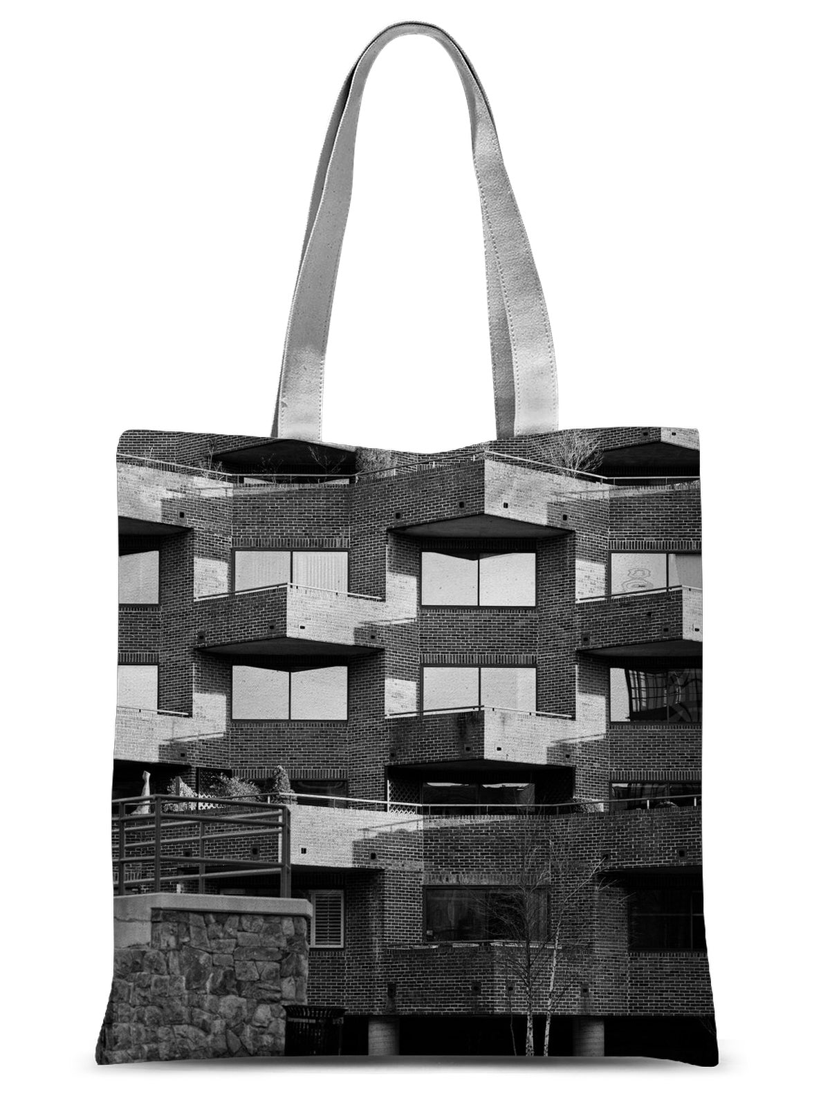 Arch-01 Sublimation Tote Bag