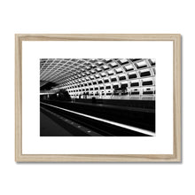 Load image into Gallery viewer, FW Framed & Mounted Print