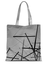 Load image into Gallery viewer, Steel Pulse-L Sublimation Tote Bag